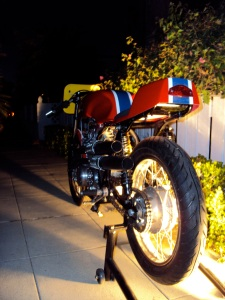 CL360 Drixton Racer Style 1